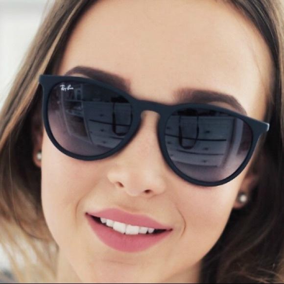 9f741047eb3c5b Ray-Ban Polarized ERIKA RB4171 Matte Sunglasses